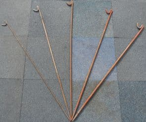 Pack of 10 Heavy Weight Fence Pins