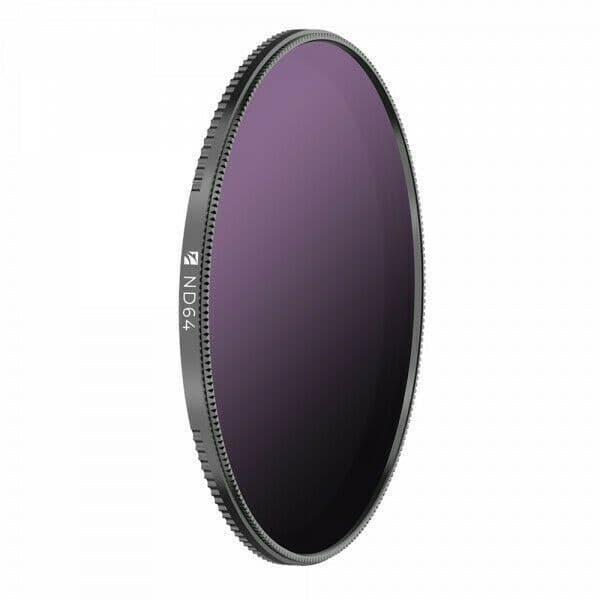 Freewell 82mm Magnetic Quick Swap ND64 1.8 Filter