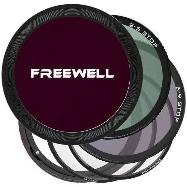 Freewell 82mm Magnetic VND Filter System