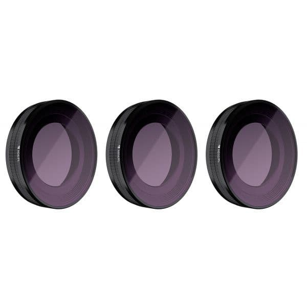 Freewell Bright Day 3 Pack For Insta360 One R (1 INCH)