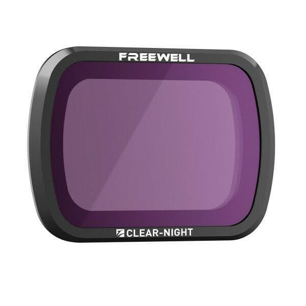 Freewell Light Pollution Filter For DJI Osmo Pocket 1 & 2