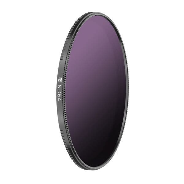 Freewell Magnetic Quick Swap 58mm ND 1.8 Filter ND64