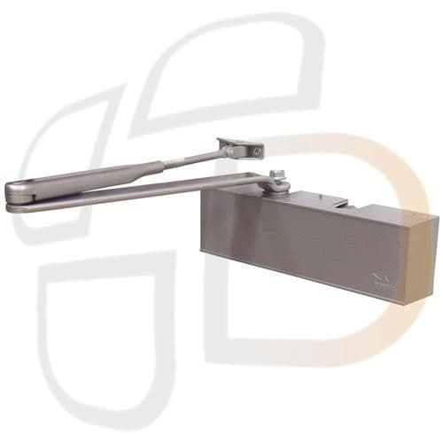 Dorma TS83 Size 2-6 Overhead Door Closer With Backcheck &  Delayed Action
