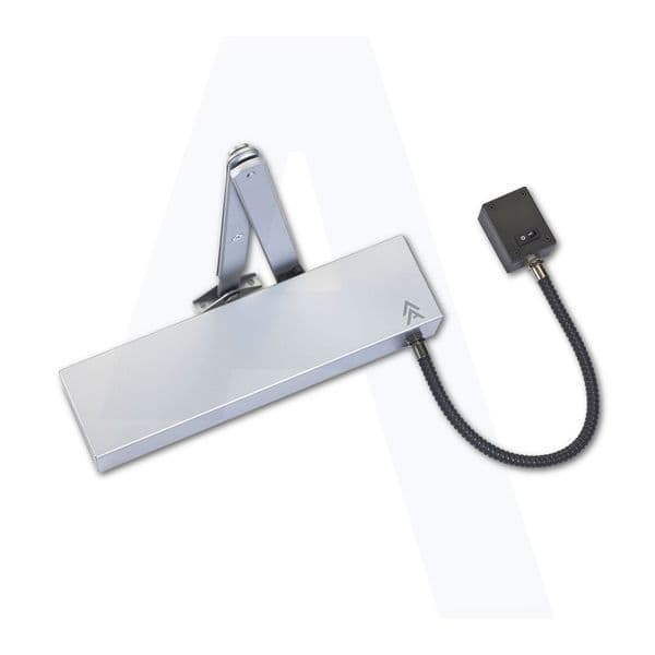 Freeman & Pardoe Arrow Series 600 Size 5 Hold Open Overhead Door Closer