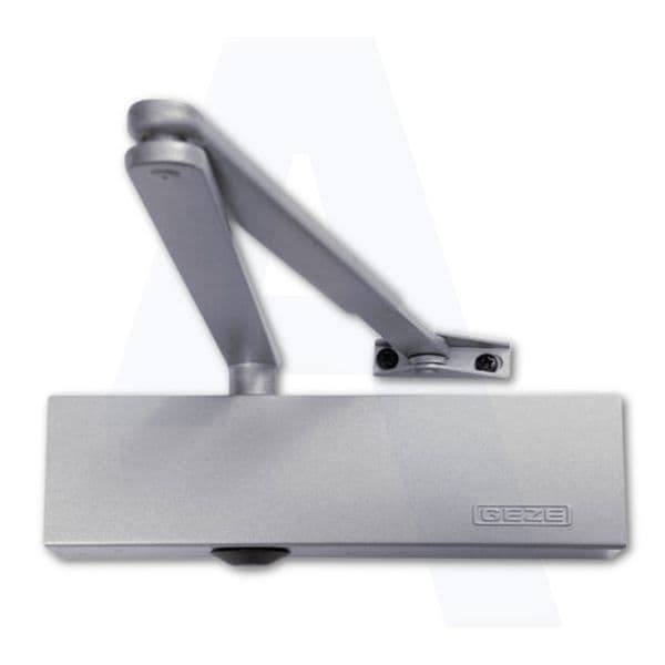 Geze TS2000NV Size 2-4 Overhead Door Closer With Optional Backcheck