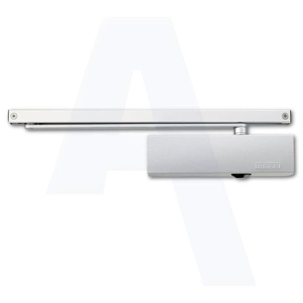Geze TS3000BC Size 2-4 Slimline Overhead Cam Door Closer With Backcheck
