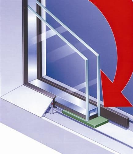 Glazing Tape - Variable Thickness & Lengths Available