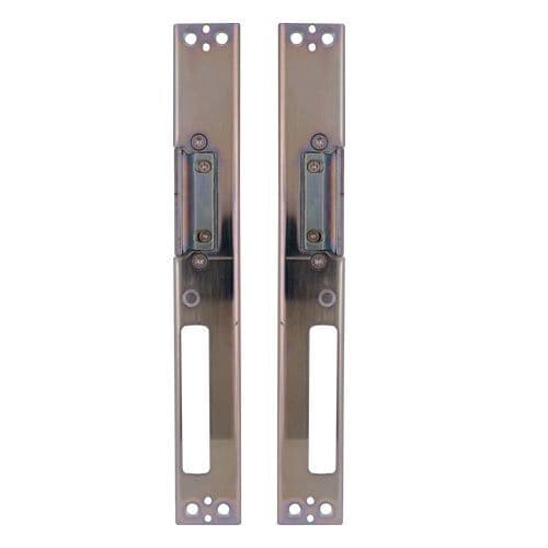 GU Ferco UPVC Latch & Deadbolt Keep