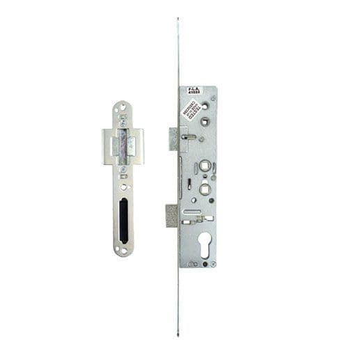 Lockmaster Overnight Lock - 20mm Faceplate, Double Spindle
