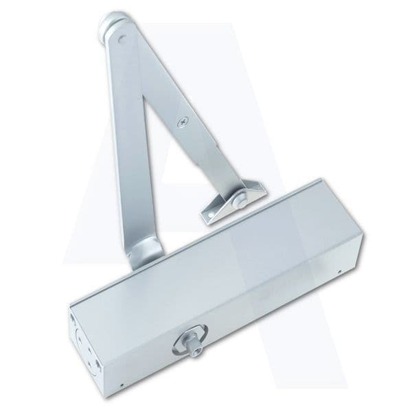 Union CE24V Size 2-4 Overhead Door Closer With Backcheck