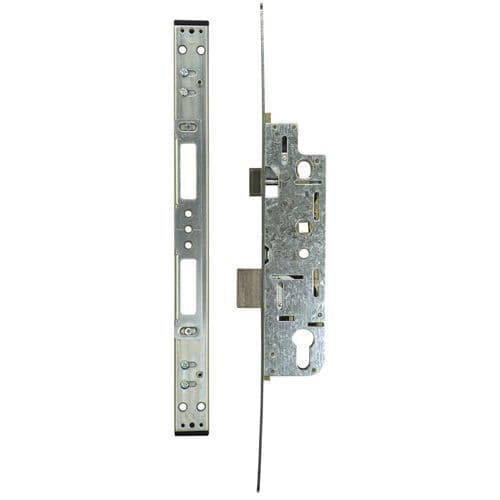 Yale Overnight Lock - 16mm Faceplate Lift Lever