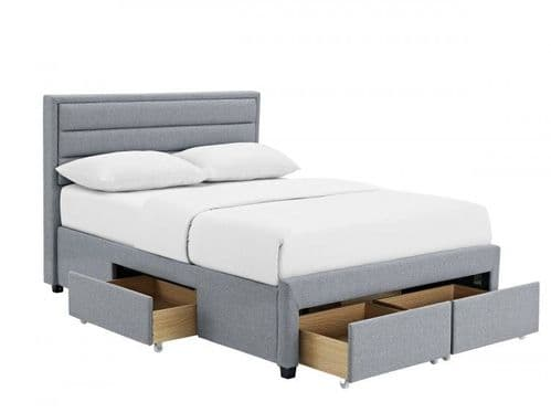 Greenwich Fabric Bed Frame