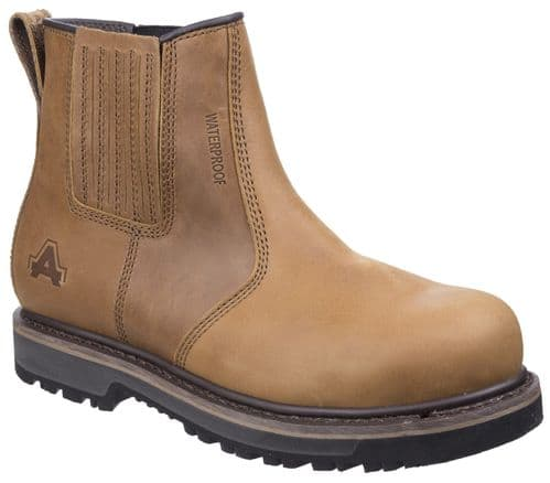 Amblers AS232 Worton Goodyear Welted Dealer Boots