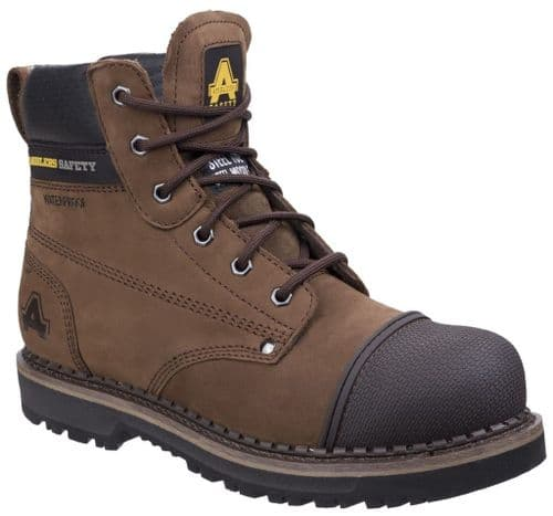 Amblers AS233 Austwick Goodyear Welted Dealer Boots