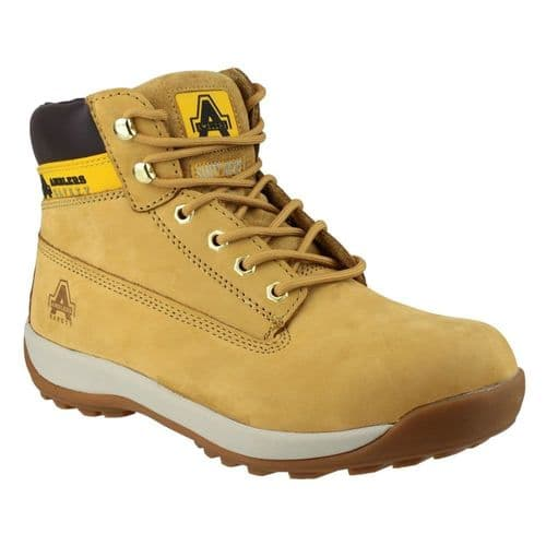 Amblers FS102 Honey Nubuck Safety Boots