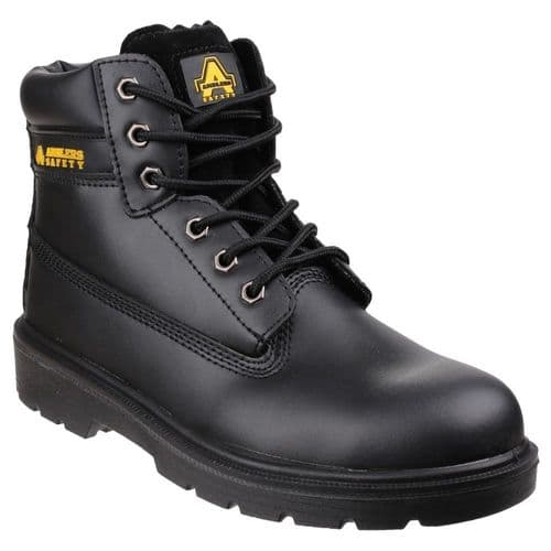 Amblers FS112 Black Safety Boots
