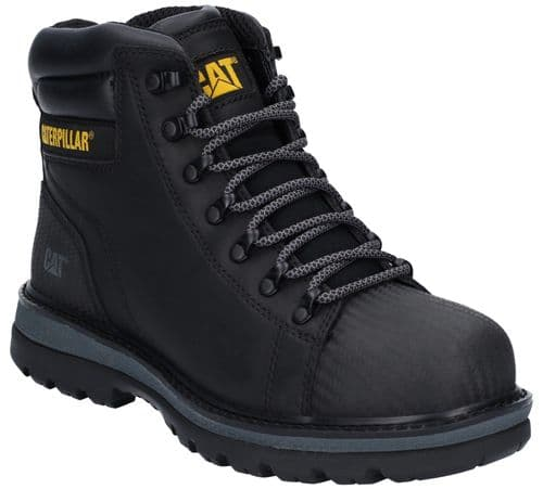 Caterpillar Foxfield S3 Black Safety Boots