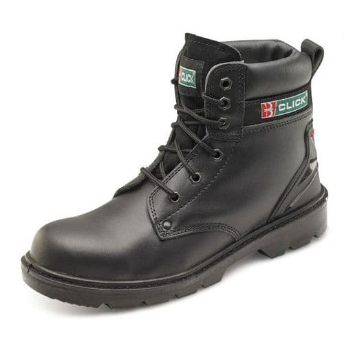Click 6 Eyelet Safety Boots