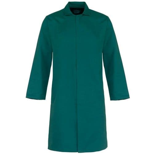 Supertouch Polycotton Green Food Coat
