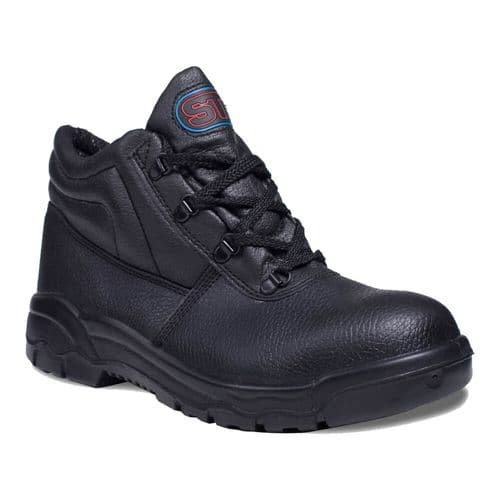 Supertouch Safety Chukka Boots