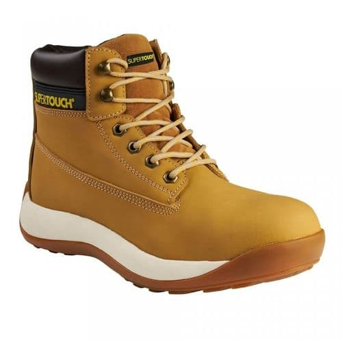 Supertouch Steel Toe XLP30 Honey Safety Boots