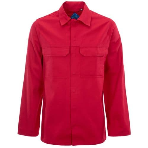 Supertouch Weld-Tex Red Flame Retardant Jacket