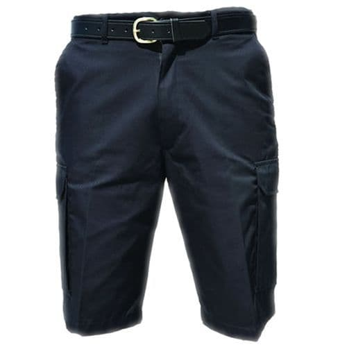 Warrior Navy TR322 Cargo Shorts