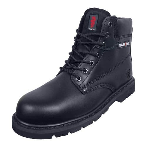 Warrior Welted Safety Boots
