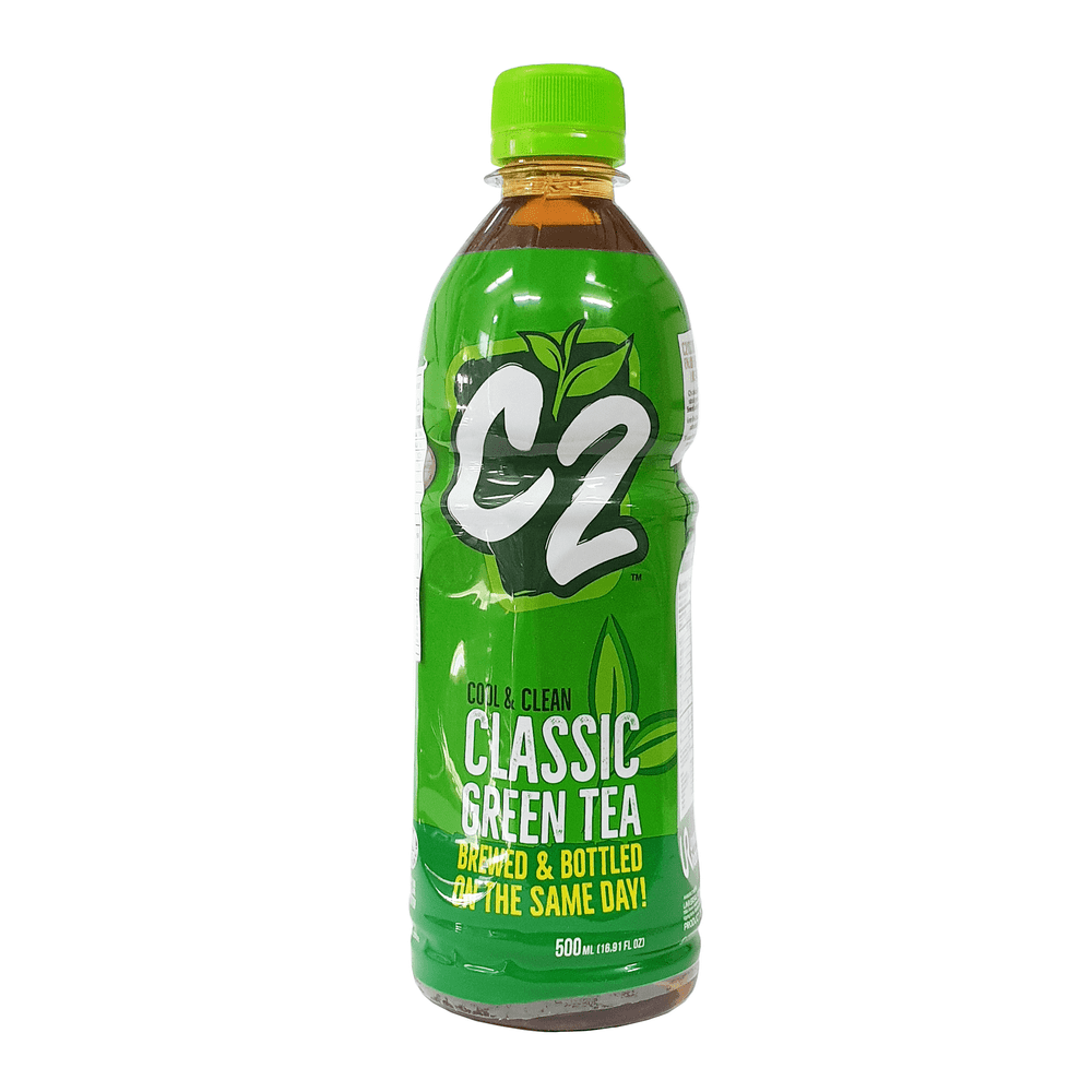 C2 Classic Green Tea 500ml out of stock