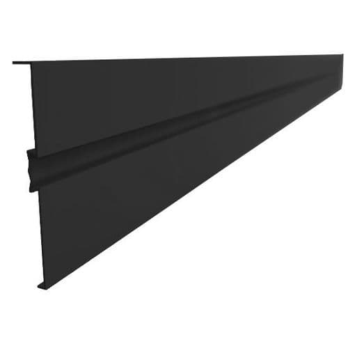 Carbon Black - PVC Skirting