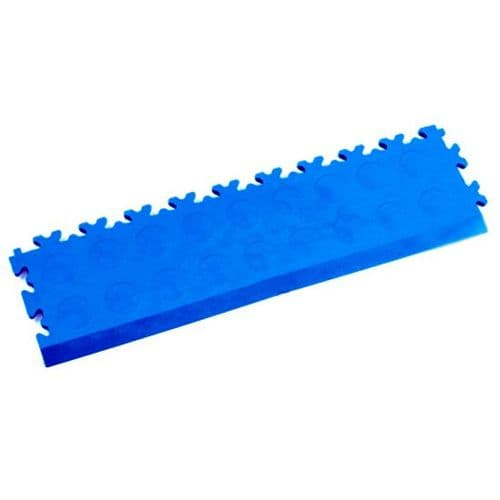 Electric Blue Cointop - Interlocking Tile Edging