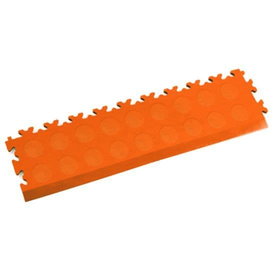 Orange Cointop - Interlocking Tile Edging | Mototile Shop