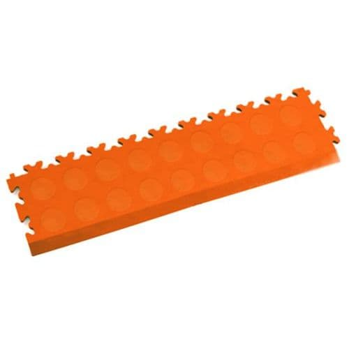 Orange Cointop - Interlocking Tile Edging