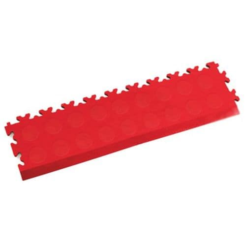 Red Cointop - Interlocking Tile Edging