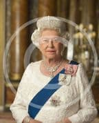 Official image of HM The Queen - D1/JC