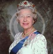 Official Image of HM The Queen - D1/TO