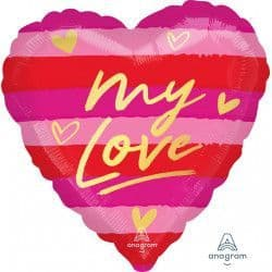 """*Anagram 18"""" S40 My Love Packaged"""