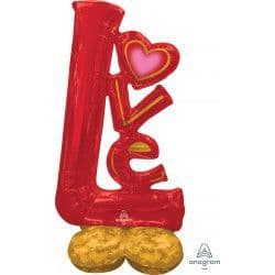 *Anagram Airloonz P70 Shape Big Love Packaged