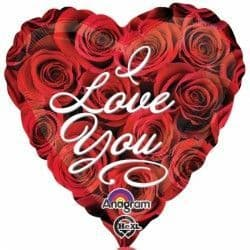 *ROSES I LOVE YOU STANDARD S40 PKT