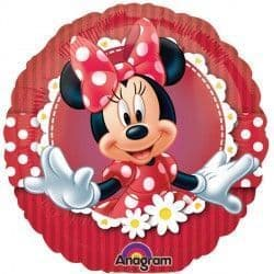 """18"""" MINNIE MOUSE MAD ABOUT MINNIE"""