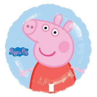 """18"""" Peppa Pig Non Message"""