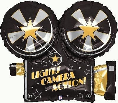 32inch/81cm Lights Camera Action Packaged