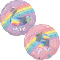 """ANAGRAM 18"""" MAGICAL RAINBOW PACKAGED"""