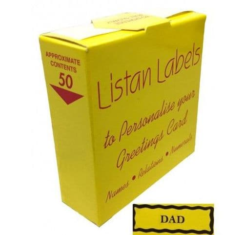 LISTANS - GOLD - Dad