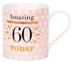 Amazing 60 Mug Female gift