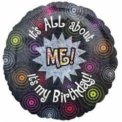"""Anagram 18"""" It's All About Me Birthday Packaged"""