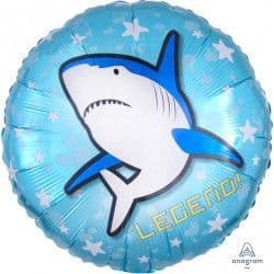 "Anagram 18"" S40 Epic Party Shark Packaged"