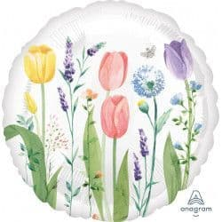 "Anagram 18"" S40 Tulip Garden Packaged"