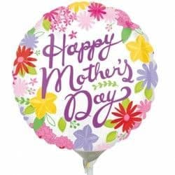 """Anagram 9"""" A15 Cheerful Mother's Day Flat (Requires Heatsealing)"""