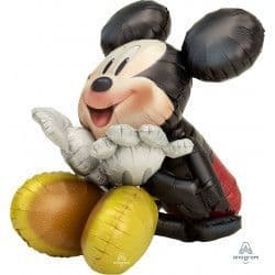"Anagram Airwalker P93 Mickey Mouse (25""x29"") Packaged"